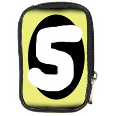Number five Compact Camera Cases