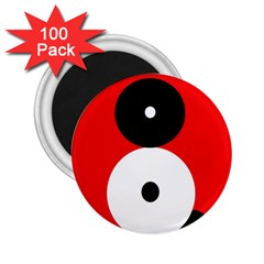 Number eight 2.25  Magnets (100 pack)