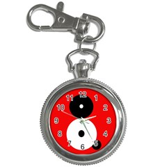 Number eight Key Chain Watches