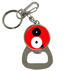 Number eight Bottle Opener Key Chains