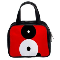 Number eight Classic Handbags (2 Sides)