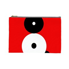Number eight Cosmetic Bag (Large)