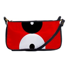 Number eight Shoulder Clutch Bags
