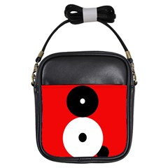 Number eight Girls Sling Bags