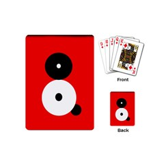 Number eight Playing Cards (Mini)