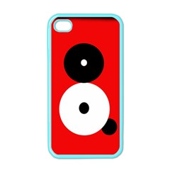 Number eight Apple iPhone 4 Case (Color)