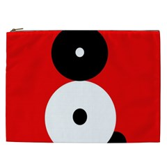 Number eight Cosmetic Bag (XXL)