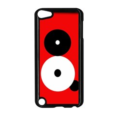Number eight Apple iPod Touch 5 Case (Black)