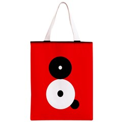Number eight Classic Light Tote Bag