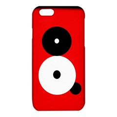Number eight iPhone 6/6S TPU Case