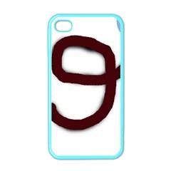 Number nine Apple iPhone 4 Case (Color)
