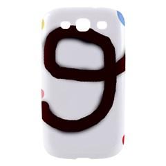 Number nine Samsung Galaxy S III Hardshell Case