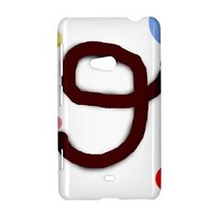 Number nine Nokia Lumia 625