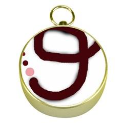 Number nine Gold Compasses