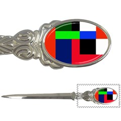 Colorful abstraction Letter Openers