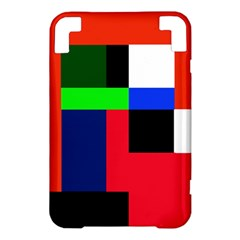 Colorful abstraction Kindle 3 Keyboard 3G