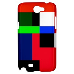 Colorful abstraction Samsung Galaxy Note 2 Hardshell Case
