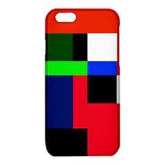 Colorful abstraction iPhone 6/6S TPU Case