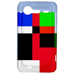 Colorful abstraction HTC Incredible S Hardshell Case