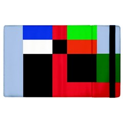 Colorful abstraction Apple iPad 3/4 Flip Case