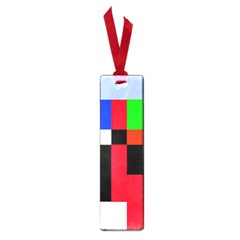 Colorful abstraction Small Book Marks