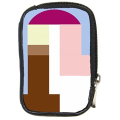 Colorful abstraction Compact Camera Cases