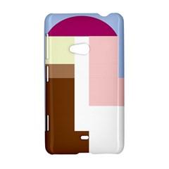 Colorful abstraction Nokia Lumia 625