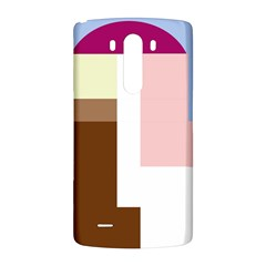 Colorful abstraction LG G3 Back Case