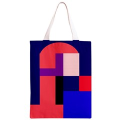 Colorful abstraction Classic Light Tote Bag