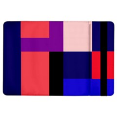 Colorful abstraction iPad Air 2 Flip