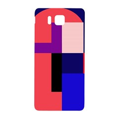 Colorful abstraction Samsung Galaxy Alpha Hardshell Back Case