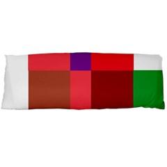 Colorful abstraction Body Pillow Case (Dakimakura)