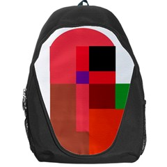 Colorful abstraction Backpack Bag