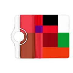 Colorful abstraction Kindle Fire HD (2013) Flip 360 Case