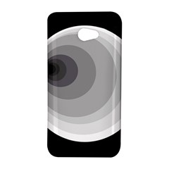 Gray abstraction HTC Butterfly S/HTC 9060 Hardshell Case