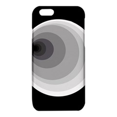 Gray abstraction iPhone 6/6S TPU Case
