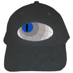 Blue eye Black Cap