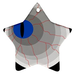 Blue eye Ornament (Star)