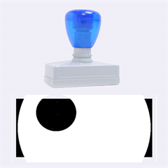 Blue eye Rubber Stamps (Large)