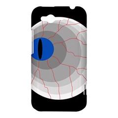 Blue eye HTC Rhyme