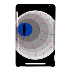 Blue eye Nexus 7 (2012)