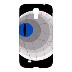 Blue eye Samsung Galaxy S4 I9500/I9505 Hardshell Case