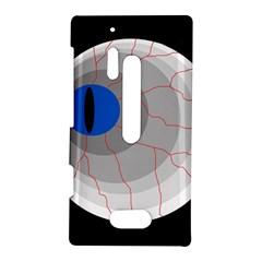 Blue eye Nokia Lumia 928