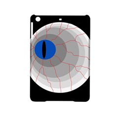 Blue eye iPad Mini 2 Hardshell Cases