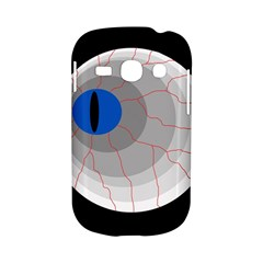 Blue eye Samsung Galaxy S6810 Hardshell Case