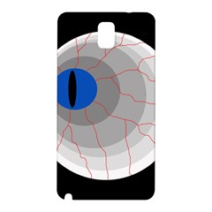 Blue eye Samsung Galaxy Note 3 N9005 Hardshell Back Case