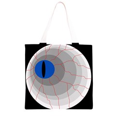 Blue eye Grocery Light Tote Bag