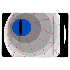 Blue eye iPad Air 2 Flip