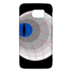 Blue eye Galaxy S6