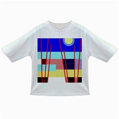 Abstract landscape Infant/Toddler T-Shirts